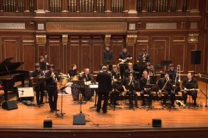 NEC Prep Youth Jazz Orchestra
