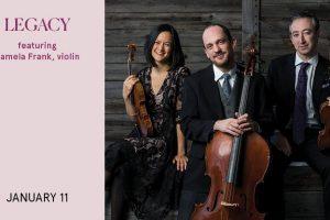 Legacy: Tchaikovsky, Vivaldi, Mozart, & Haydn