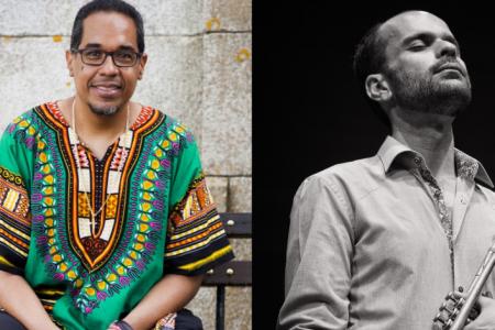 Danilo Pérez's Global Messengers and Amir ElSaf...