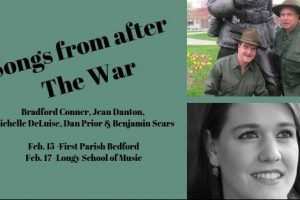 Songs from After the War: Berlin, Kern, and Gershwin (Cambridge)