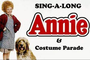 Annie Sing-A-Long