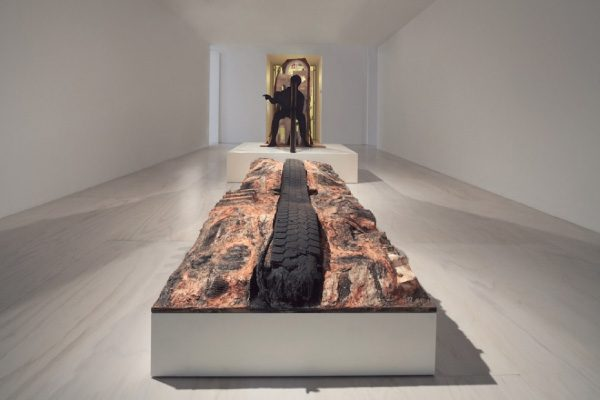 Unnatural Histories by Huma Bhabha