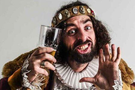 Sh!t-faced Shakespeare: Macbeth