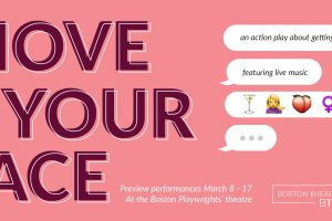 Move Your Face: An Action Play About Getting Action