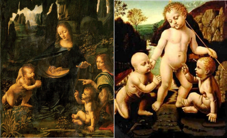Virgin of the Rocks, The Theology and 'Heresy' of Leonardo