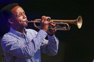 Jason Palmer Quintet live at Wally's Jazz Cafe