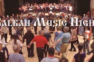 Balkan Music Night 2019
