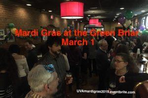 Mardi Gras & Carnival Celebration of the Arts