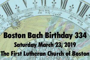 Boston Bach Birthday 334