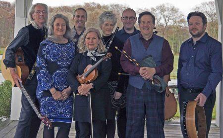 Celtic Concert by Fellswater in Wrentham
