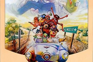 The Muppet Movie -- 40th Anniversary on the BIG Screen!