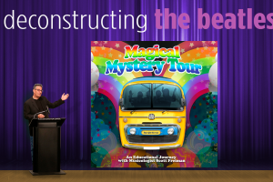 Deconstructing The Beatles' Magical Mystery Tour Film Version