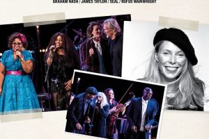 """Joni 75 - A Birthday Celebration"" Honoring Joni Mitchell"