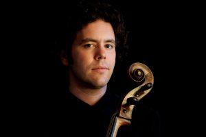 Guy Fishman: Bach Suites at MFA Boston