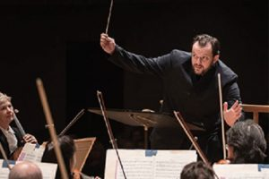 Andris Nelsons conducts Dvořák Stabat Mater