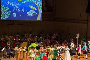 Family Concert Series Boston Youth Symphony Orchestras (BYSO) The Magic Flute