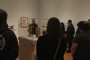 Curatorial Gallery Talk: James Oles