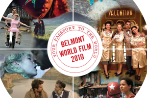 "Belmont World Film's 18th Annual International Film Series: ""Making Peace"""
