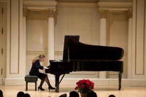 Liana Paniyeva Piano recital