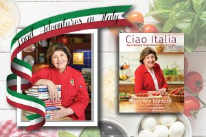 Food Adventures in Italy with Mary Ann Esposito