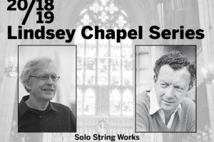 Emmanuel Music: Lindsey Chapel Series