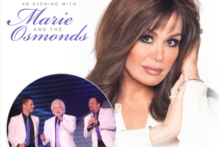 An Evening with Marie and The Osmonds
