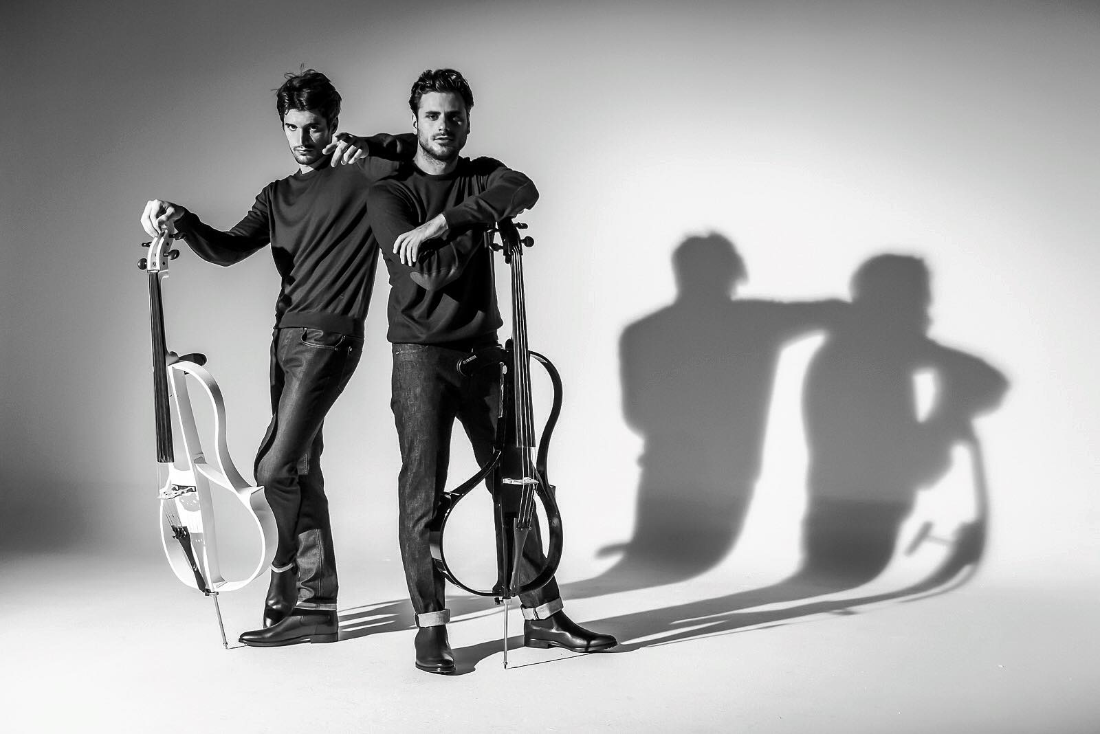 2Cellos: Let There Be Cello Tour presented by Bowery Boston