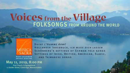 Voices from the Village: Folksongs from Around the...