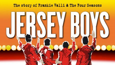 Jersey Boys presented by North Shore Music Theatre