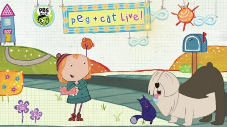 Peg + Cat Live! presented by Chevalier Theatre | ArtsBoston