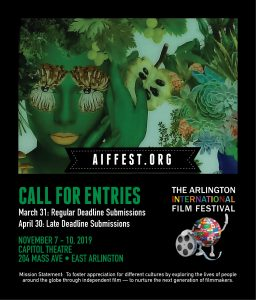 9th Annual Arlington International Film Festival