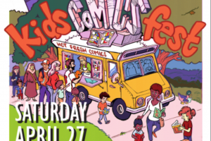 Boston Kids Comics Fest