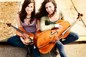 Ari & Mia: New England's Americana Sister Act presented by Brookline Music School