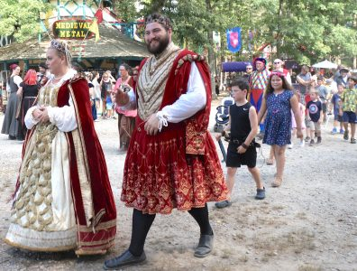 Escape YOUR Reality at King Richard's Faire