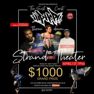 East Coast Hip Hop Dance Competition