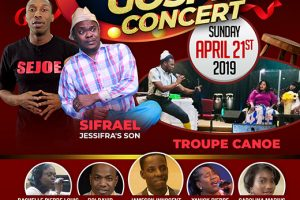 Radio TeleBoston Comedy Show and Gospel Concert