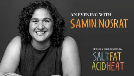 An Evening with Samin Nosrat