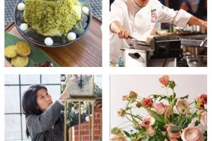 Meet the Artists: Chef Jason Wang and Floral Designer Teresa Fung