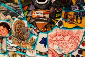 Stephanie Cole - My Life in Pieces: Painting with Stuff