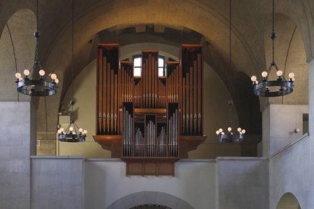 Midday Organ Recital: Cheryl Van Ornam