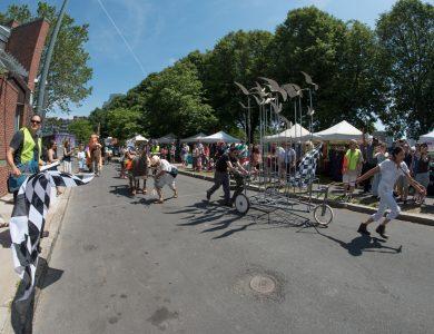 People's Sculpture Racing