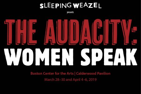 The Audacity: Women Speak