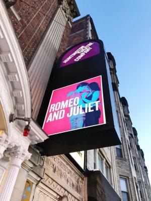 Romeo and Juliet at Huntington Theatre Company