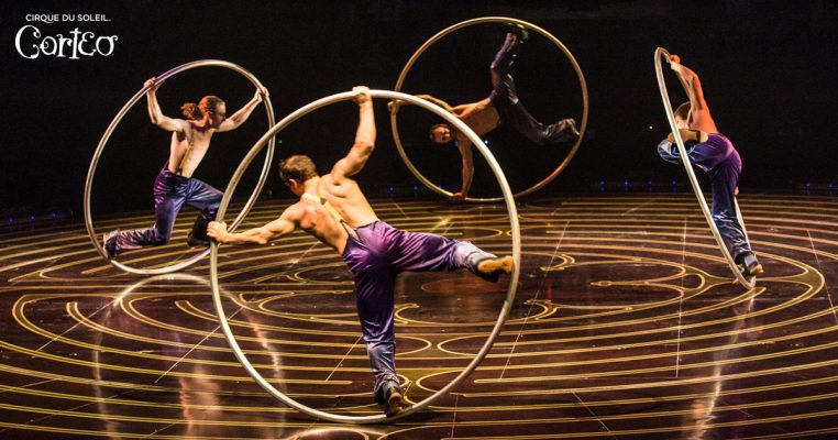 Cirque du Soleil's Corteo in Boston | BosTix Ticket Deals