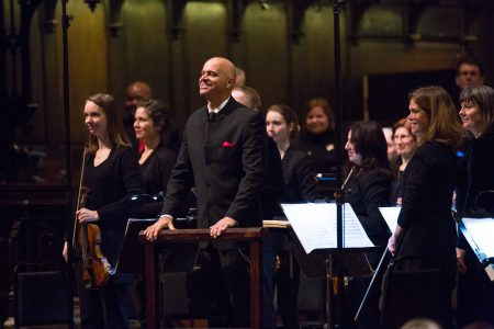 Bach and Harbison: Reconciliation to Resurrection