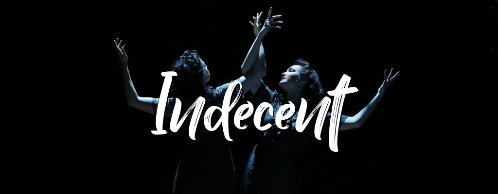 Tony Award-winning Indecent