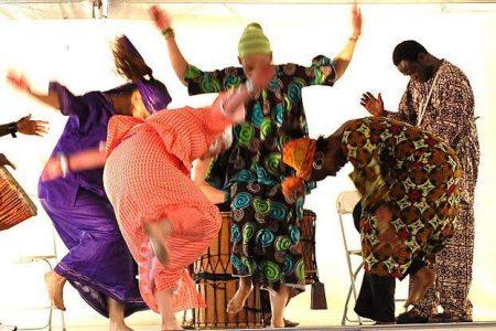 Dance Saturdays: West African Dance