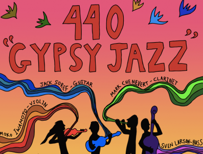 440 Gypsy Jazz at Atwood's Tavern presented by Atwood's Tavern