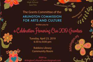 Celebration honoring the 2019 Grant Recipients