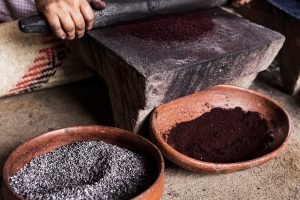 Exploring Zapotec Wool-Dyeing Techniques